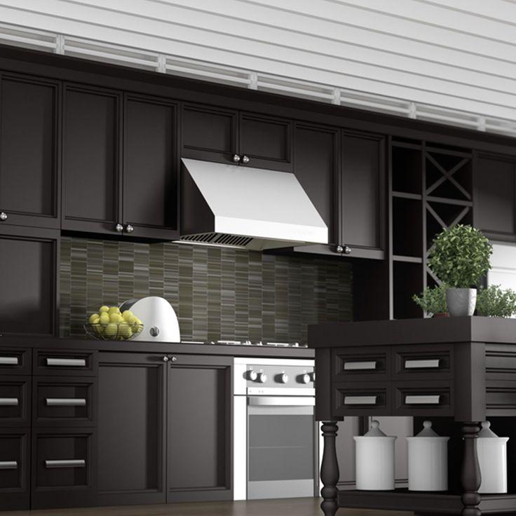 Zline 30 Inch 1200 CFM Outdoor Under Cabinet Stainless Steel (Silver) Range  Hood