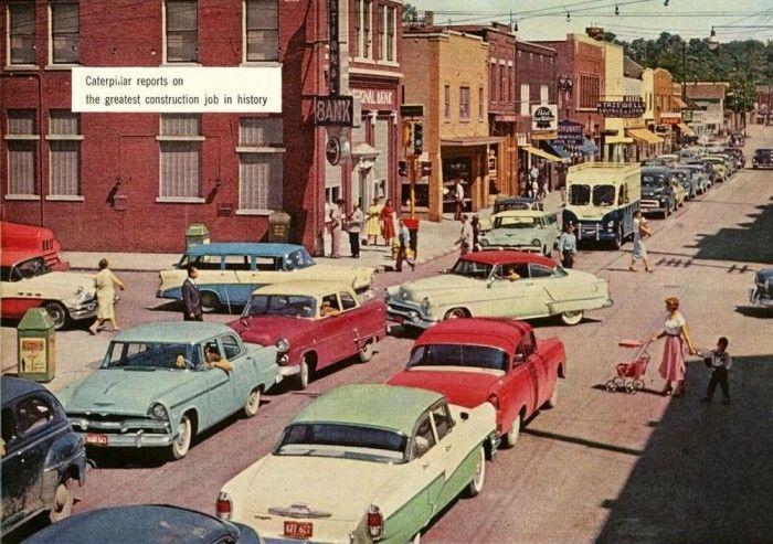 East Peoria, Illinois, 1957