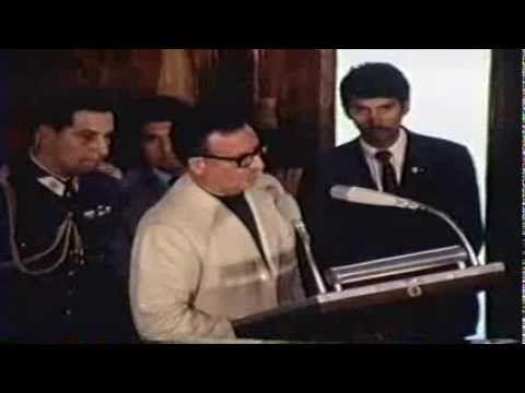 Discurso de Salvador Allende en la  Universidad de Guadalajara
