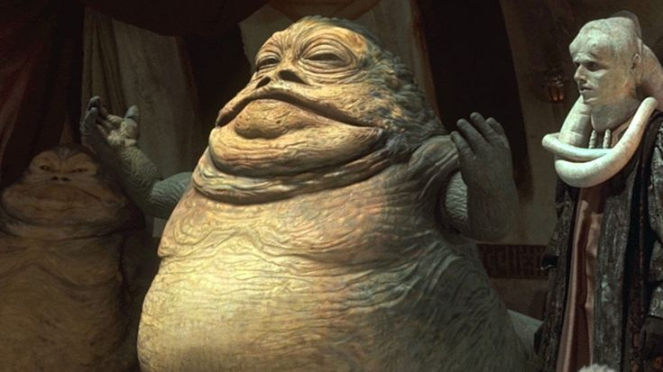 Jabba the Hutt Biography Gallery