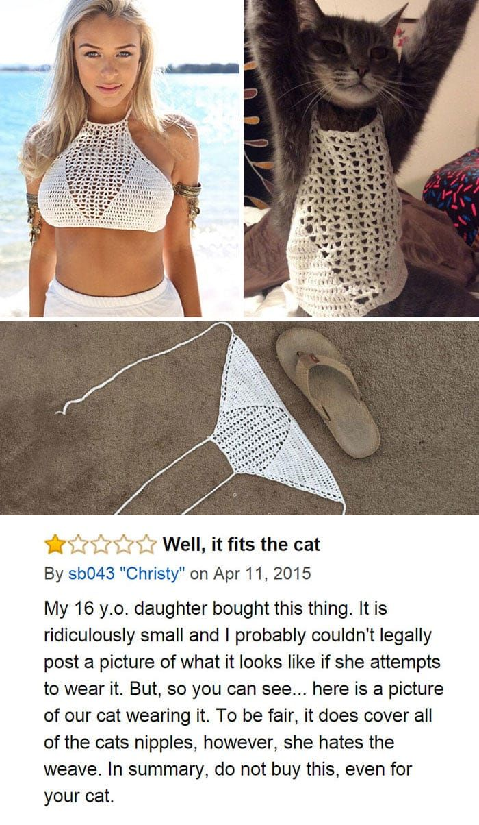 These Online Shopping Fails Will Crack You The F Up - Size Matters | Guff