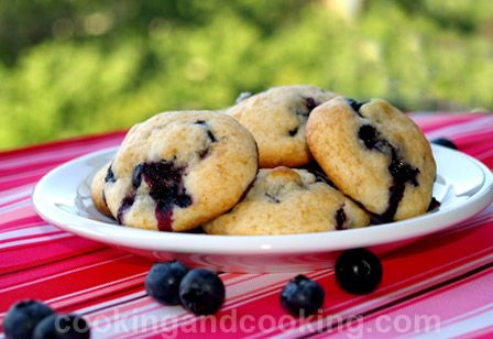 ~~pinned from site directly~~ . . .  Blueberry Cookies Recipe