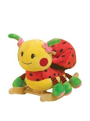 52% OFF Rockabye LuLu Ladybug Rocker