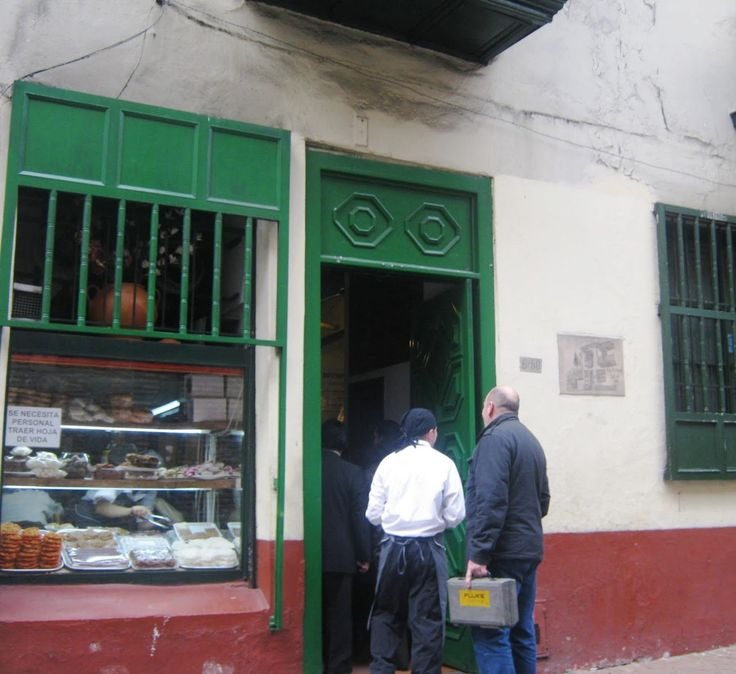 La Puerta Falsa. Bogotá