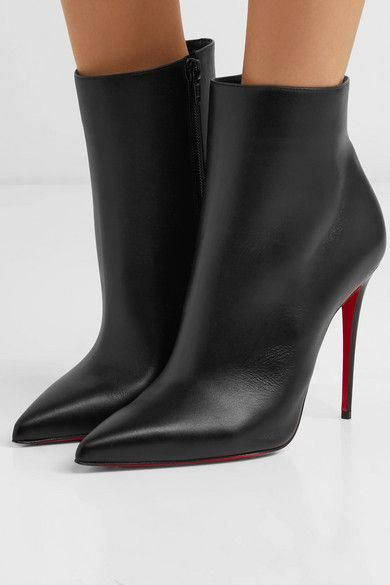 dff7b2a34 Christian Louboutin | So Kate 110 leather ankle boots | NET-A-PORTER ...