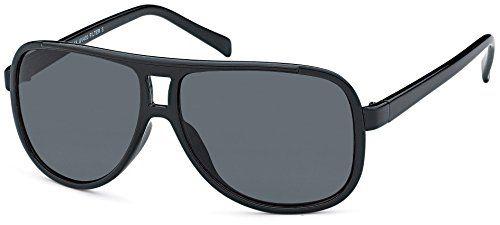sportliche retro sonnenbrille nexon mit vollrahmen. Black Bedroom Furniture Sets. Home Design Ideas