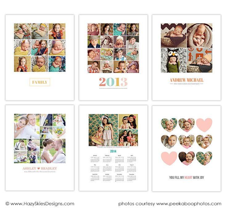 33 best Story Board Collage Templates, Blog Templates, Calendar - digital storyboard templates