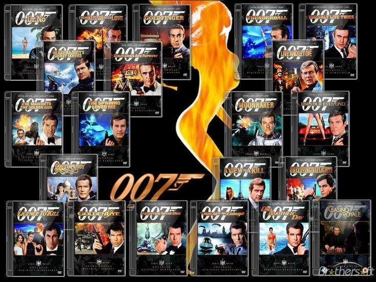 james bond   50 Jahre James Bond