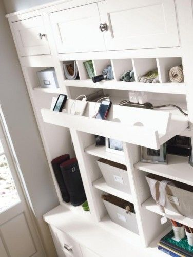 1000 ideas about phone charging stations on pinterest charging stations metal lockers and - Phone charging furniture the future in your home ...