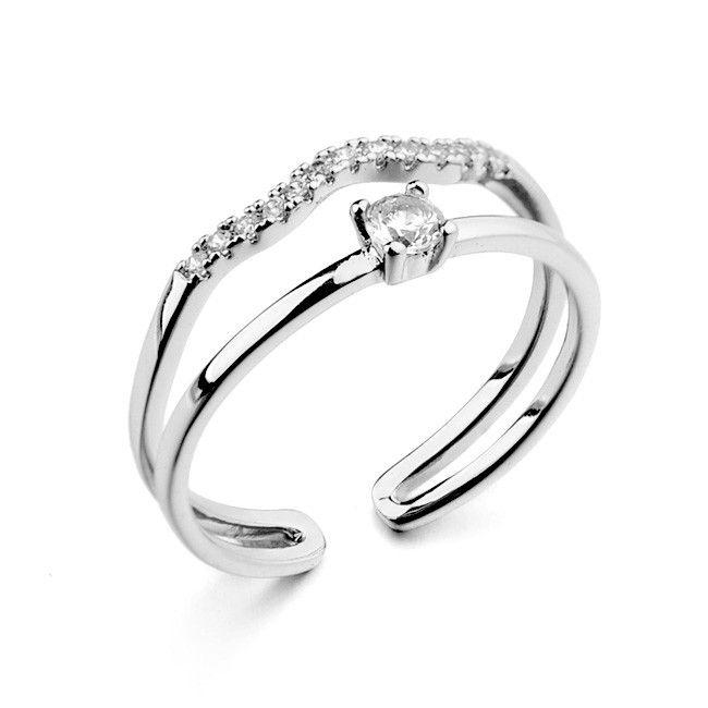 Профессиональная фабрика последние конструкции кольца для девочек, дамы палец кольцо с простым дизайном открытое кольцо-Ювелирные изделия из цинкового сплава-ID товара::60371984433-russian.alibaba.com