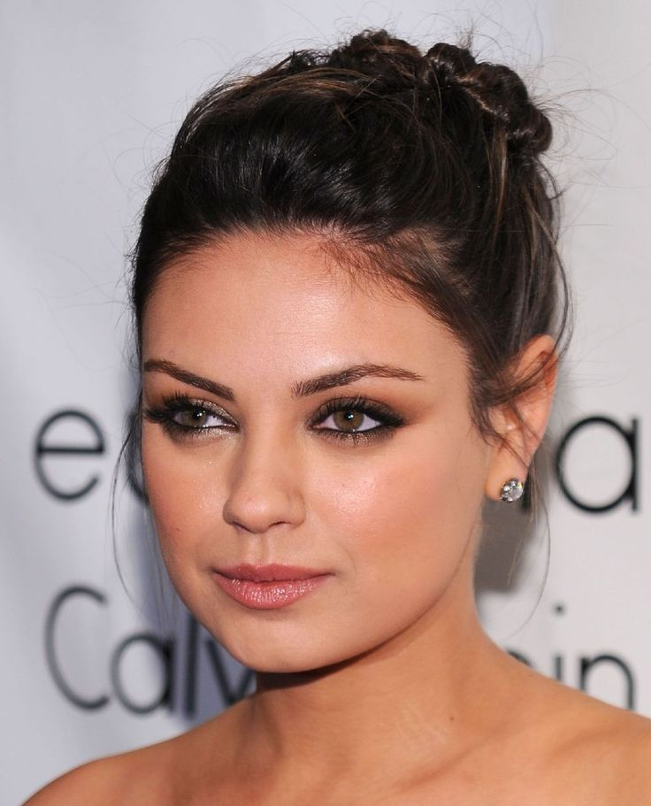 hair styles after chemo 1000 images about mila kunis on sequin mini 3867