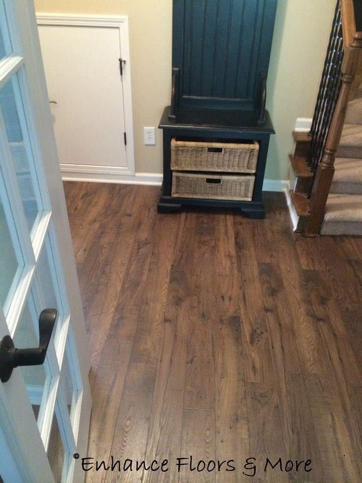 Mohawk Flooring Bayview laminate Toasted Chestnut