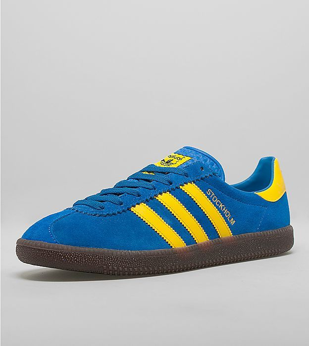 adidas hamburg yellow blue