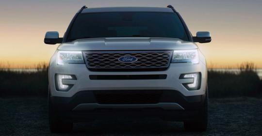 Ford Explorer 2016. Характеристики и фото #кроссоверы #мой_внедорожник #авто_новости #пикапы #джипы # 4х4 #Ford_Explorer_2016 #Ford_Explorer #американские_пикапы #форд