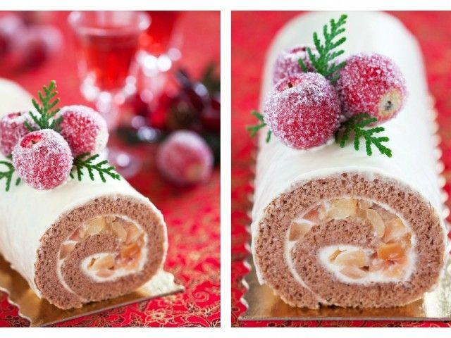 Swiss roll cake   Cake