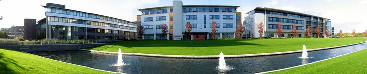 Warwick university building