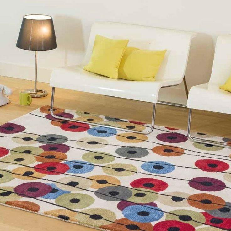Alfombra Lana Argo Garenia #Ambar #Muebles #Deco #Interiorismo #Alfombras | http://www.ambar-muebles.com/alfombra-lana-argo-garenia.html