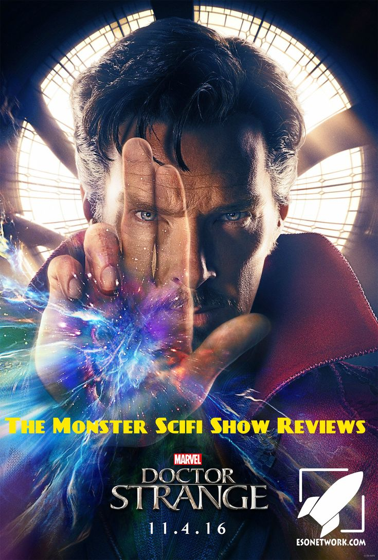 The Monster Scifi Show Podcast Dr