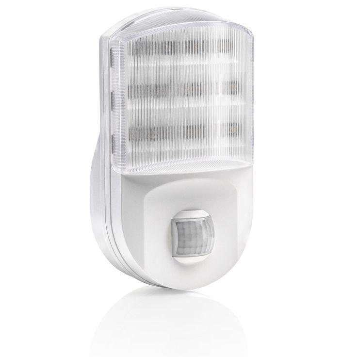 Auraglow Plug In Super Bright Led Night Light With Dusk