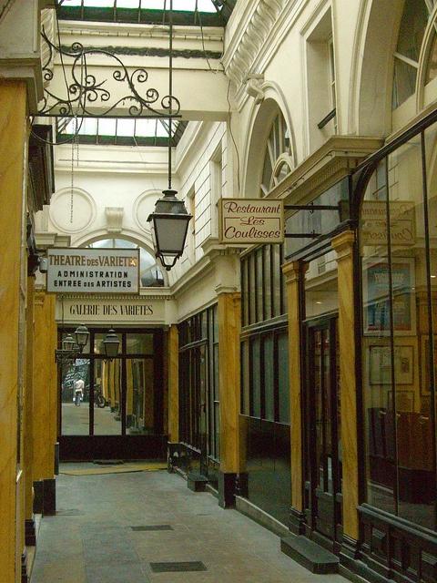 Passage des Panoramas, 10 rue Saint-Marc, Paris II