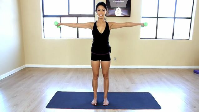 The Best Ways To Lose Flabby Arms Without Push-ups (Video) | LIVESTRONG.COM