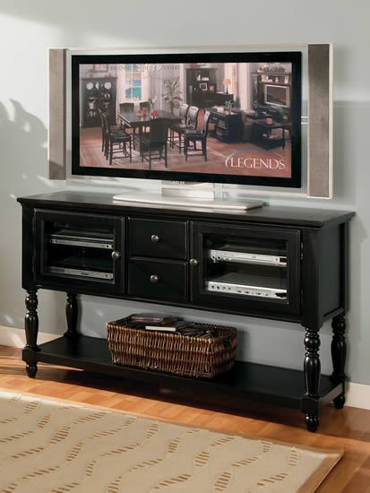 Wonder if dad could make me something like this for under my tv?