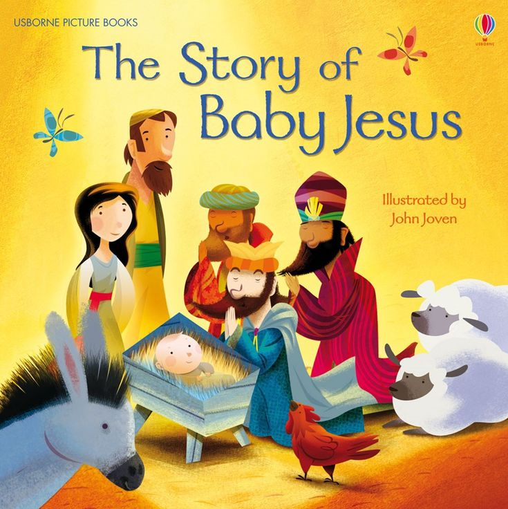 "Find out more about ""The story of baby Jesus"", write a review or buy online."