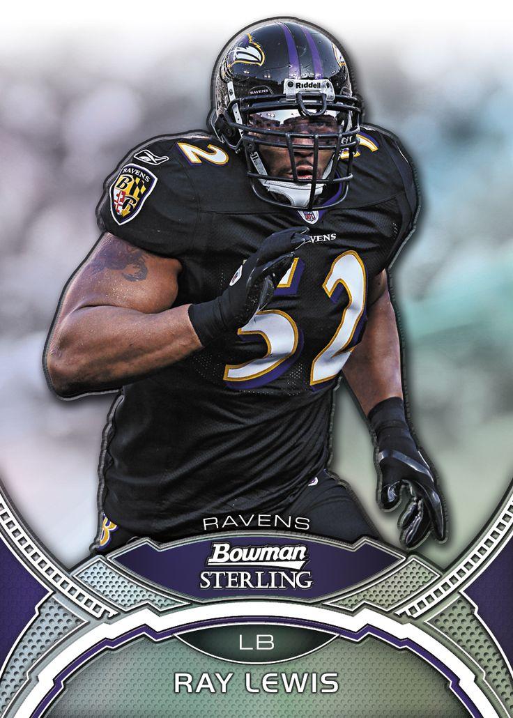 2011 Bowman Sterling Football on Behance