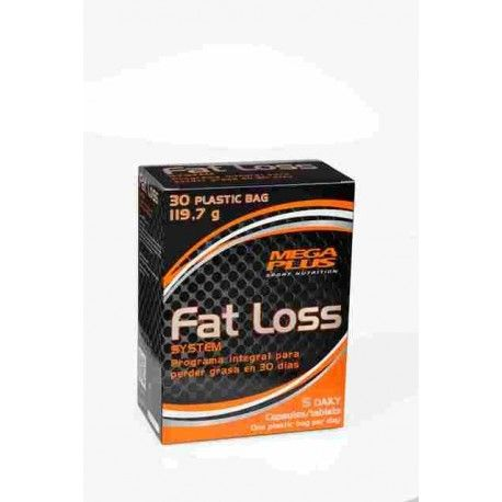 FAT LOSS SYSTEM 30 Packs