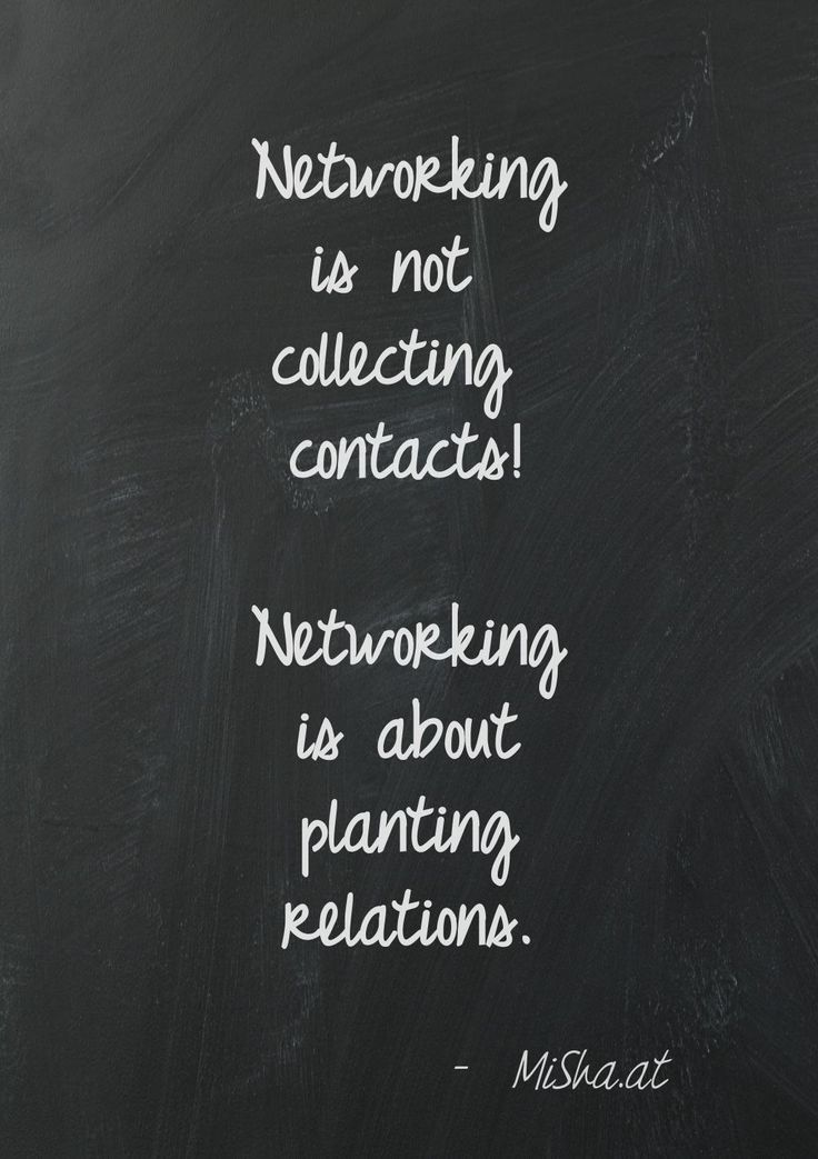 Networking is not collecting contacts! Networking is about planting relations. http://www.networkfinder.cc/tag/english  #entrepreneurquotes  #kurttasche                                                                                                                                                                                 More