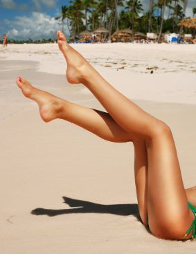 How to have the world's smoothest legs!