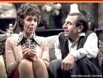 Leonard Rossiter & Frances De La Tour as Rigsby and Miss Jones