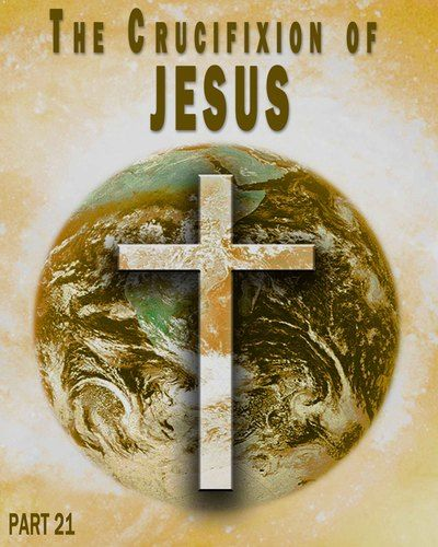 Why Men couldn't Hear the words the of Jesus and changed it into songs and praise.    http://eqafe.com/p/the-crucifixion-of-jesus-part-21