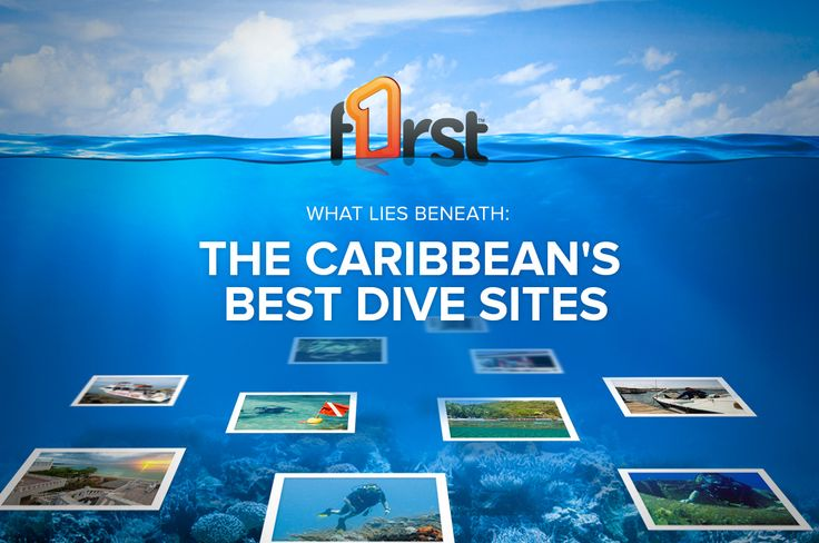 The Caribbean has many attractions but did you know about the underground sites?