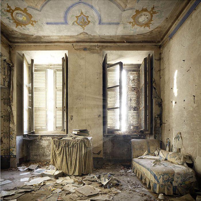 Olaszország legszebb elhagyatott helyei téged is álmodozásra csábítanak - fotók