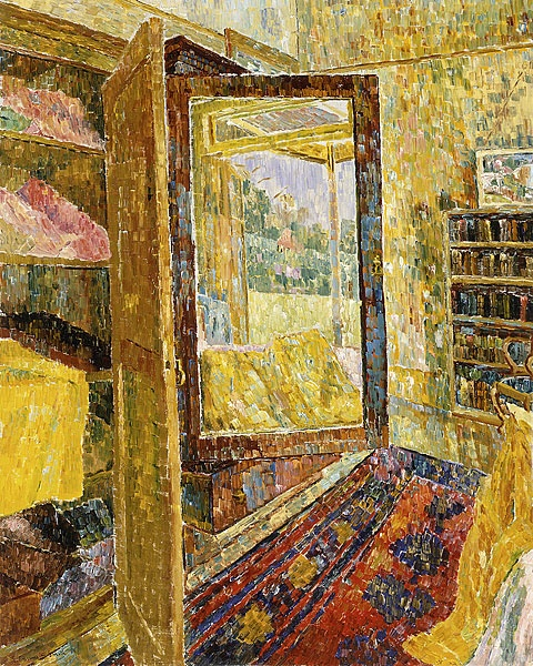 GRACE COSSINGTON SMITH  Interior with Wardrobe Mirror