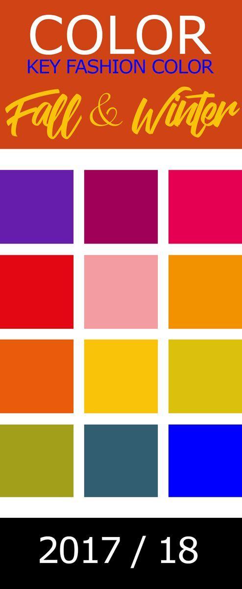 48 besten FW 16,17 Bilder auf Pinterest | Trends 2016, Farbpaletten ...
