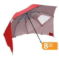 SKLZ Sport Brella Deluxe Portable Sun And Weather Shelter
