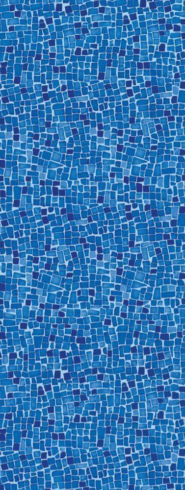 Estampa Mosaico Havaí Dark Blue/Total - Revestimento Vinílico | SIBRAPE PENTAIR