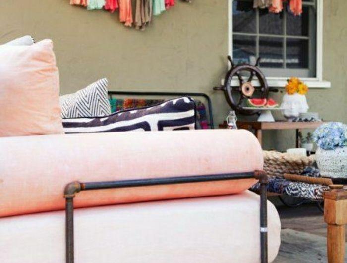 Die besten 25+ Gartenmöbel polster Ideen auf Pinterest - liegestuhl im garten 55 ideen fur gestaltung vom lounge bereich
