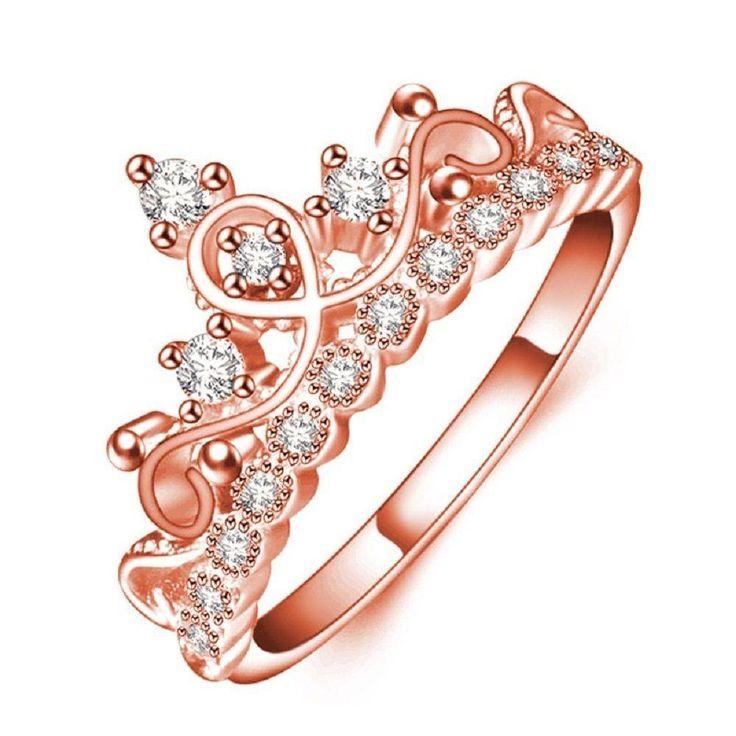 Best 25+ Princess crown rings ideas on Pinterest | Crown ...