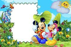 Procesamiento de fotos online gratis. Categoría: Dibujos Animados de Disney