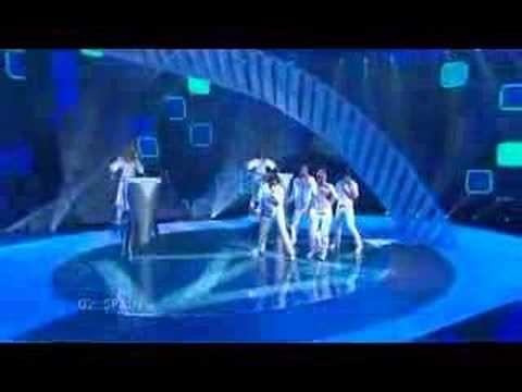 D'Nash - I Love You Mi Vida (live at Eurovision 2007)