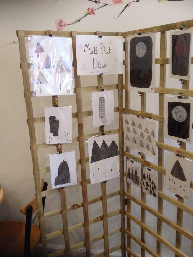 Mini exhibition