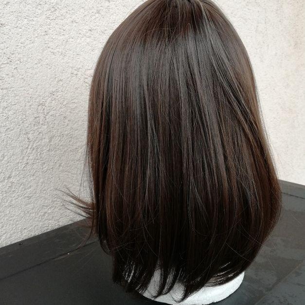 Pin On Braune Haare Mit Blonden Strahnen