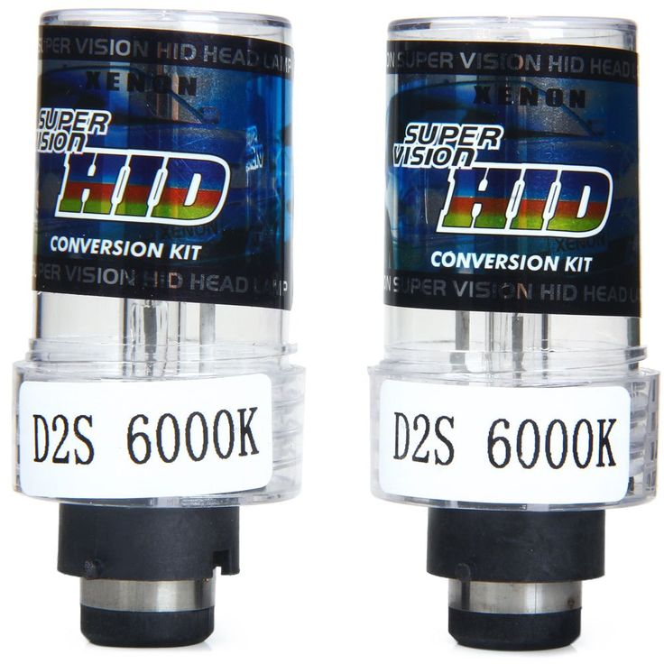 $4.74 (Buy here: https://alitems.com/g/1e8d114494ebda23ff8b16525dc3e8/?i=5&ulp=https%3A%2F%2Fwww.aliexpress.com%2Fitem%2F2pcs-Car-Headlamp-D2S-Super-Bright-6000K-3600lm-White-Light-HID-Xenon-Lamp-Metal-Holder-Replacement%2F32782500602.html ) 2pcs Car Headlamp D2S Super Bright 6000K 3600lm White Light HID Xenon Lamp Metal Holder Replacement Light Lamp Bulb for Vehicle for just $4.74