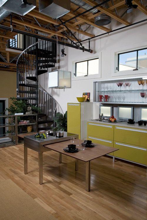 Best 17 Best Images About Cool Lofts On Pinterest Concrete 400 x 300