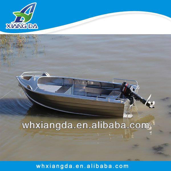 43 best aluminum fishing boats images on pinterest boat for Best aluminum fishing boats