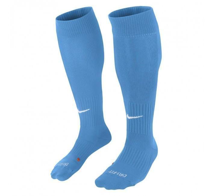 Nike Unisex Classic Ii Cushioned Otc Soccer Socks Light Blue 6 8 6 10 Sx5728 448 Nike Football Socks Soccer Socks Blue Nike