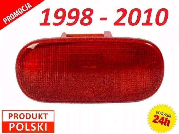 Lampa lampka stopu trzecie światło stop górna drzwi tyłOPEL MOVANO A 1998 do 2010wszystkie wersje silnikowe i pełne nadwozianr kat. OE 7700352940 / 4500532 Produkt MARKOWY fabrycznie NOWYPOLSKI PRODUKT firmy LORO!!! PROMOCJA - Obniżona Cena Przedmiotu !!!Przecena z 119 zł na 99,90 zł KUP TERAZ !!!kupuj u nas w sklepie :www.autokomis.otwarte24.plwww.car.freecart.plzamów telefonicznie:tel.  48 692187715tel.  48 697620560zamów e-malem:autokomis@spoko.pl